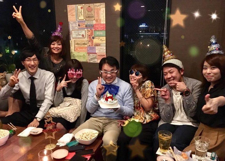 しみちゃんのお誕生日お祝い☆