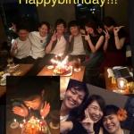 お誕生日おめでとう♪…