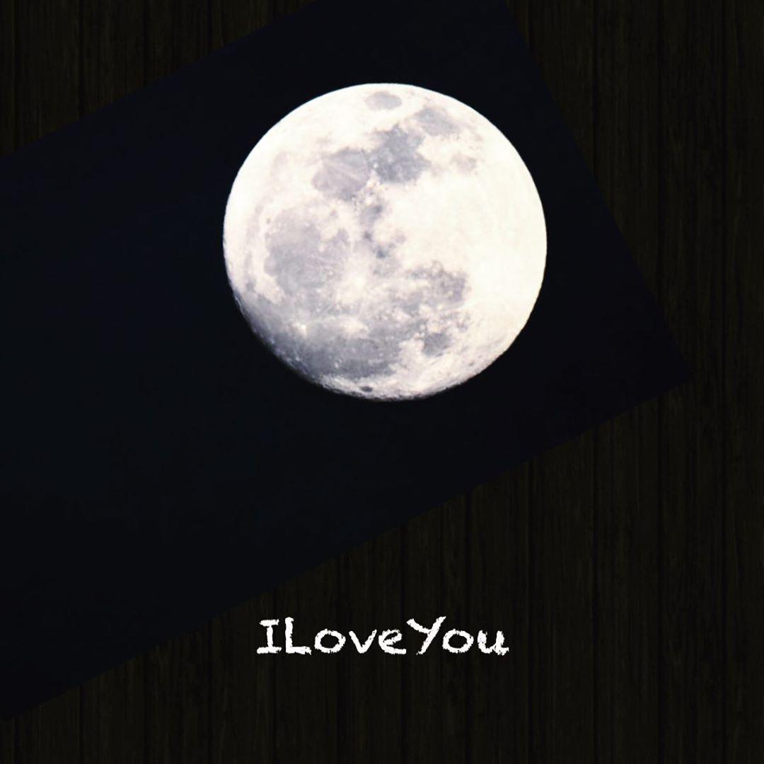 月が綺麗ですね…